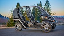 Arcimoto starts taking orders for its three-wheeled EV