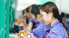 China PMI: Strong Data Boosts Shanghai Index