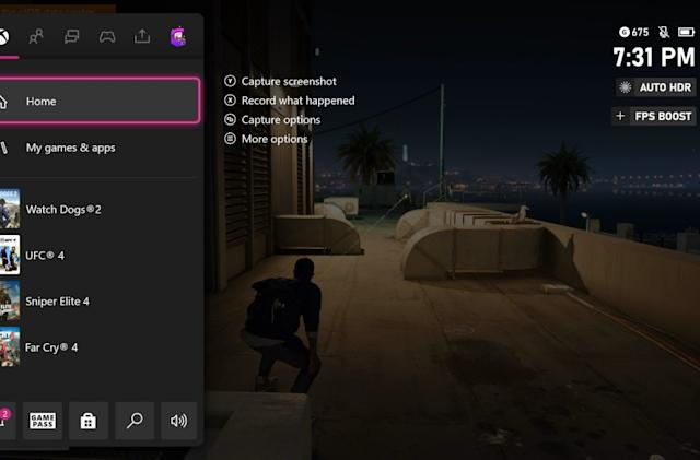 Xbox March update adds toggles for old games, kills the live TV guide