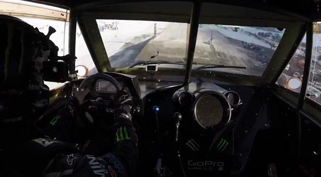 GoPro cameras show what it's like to endure a terrifying car crash