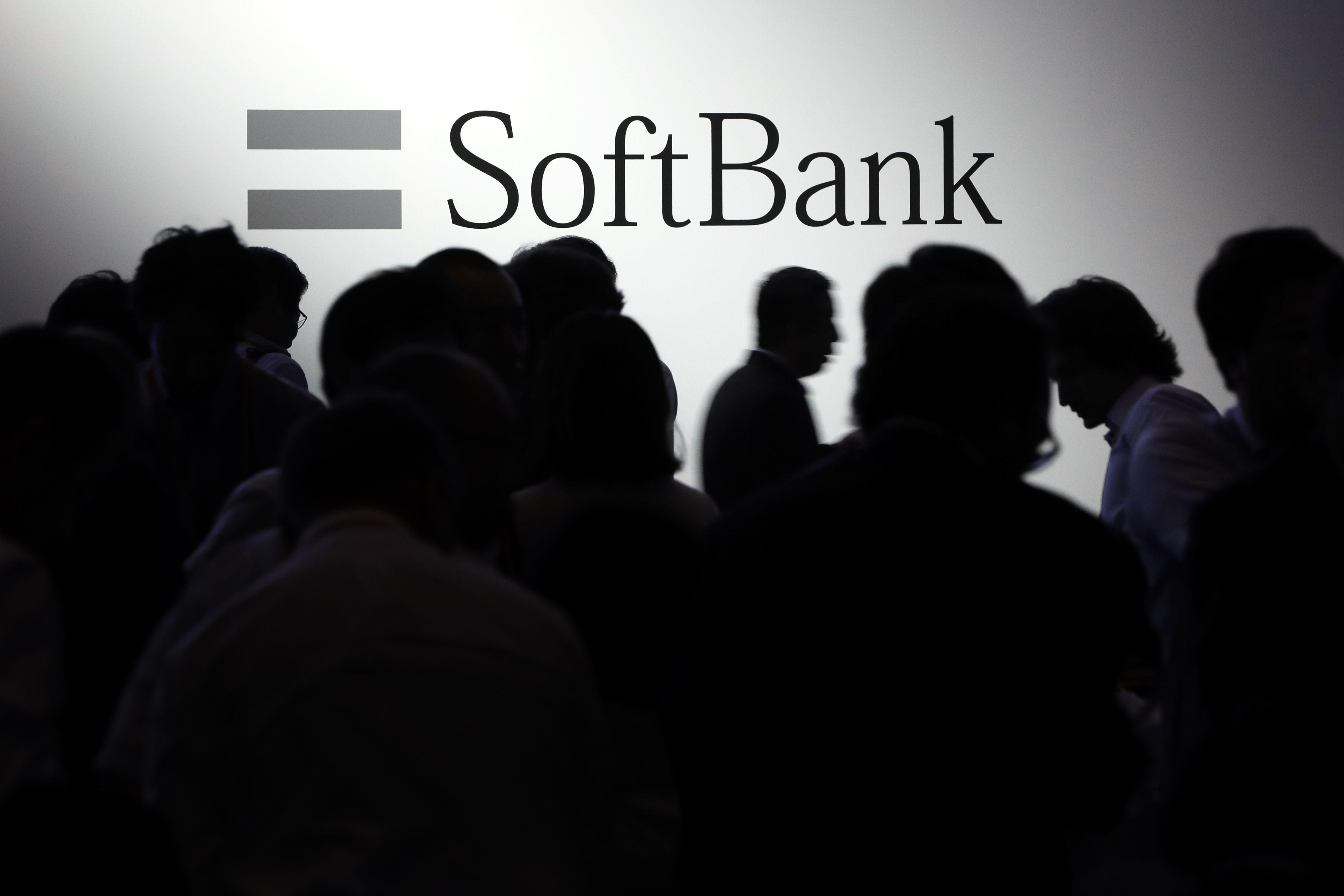 SoftBank Climbs on Plan to Borrow $4.5 Billion Via Telecom Stock