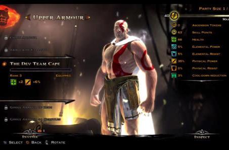 PSA: God of War: Ascension multiplayer DLC now free on PSN