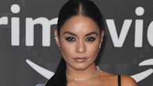 Vanessa Hudgens is facing backlash after posing for photos in a cemetery and calling the burial ground her 'happy place'