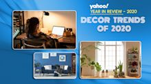YIR: 2020's top home design trends