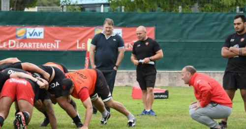 Rugby - Top 14 - RCT - Quand Hatley rencontre Dal Maso