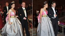 Sweden's Princess Victoria Wears Mom Queen Silvia's Dress to the Same Event — 23 Years Later!