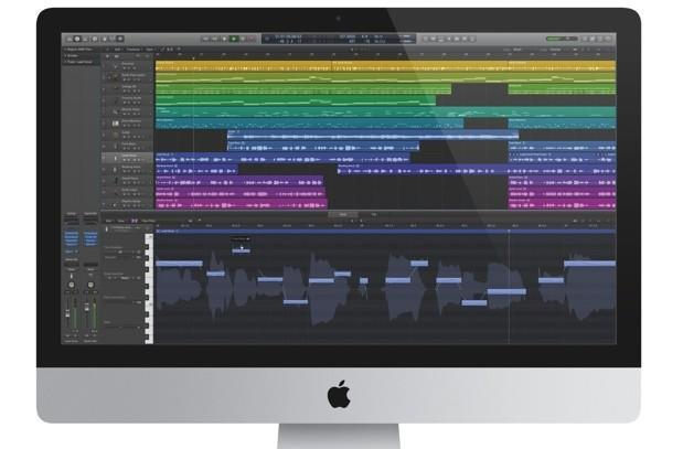 Apple debuts Logic Pro X with redesigned interface, new Drummer feature