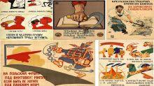 Agitprop, la perfecta maquinaria propagandística comunista de la Unión Soviética