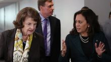 Barrett confirmation hearing may pressure Feinstein, Harris to subdue their political instincts