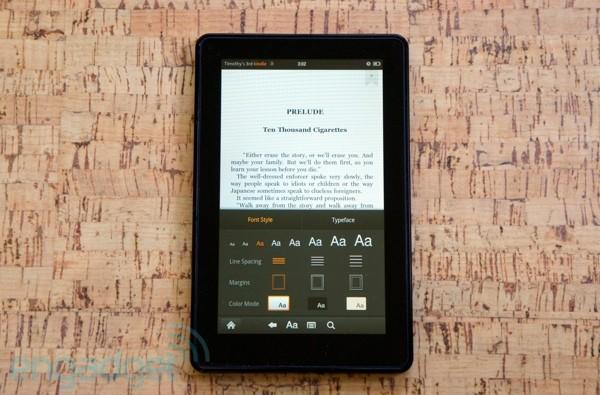 Amazon stops blocking rival e-reading apps on Kindle Fire