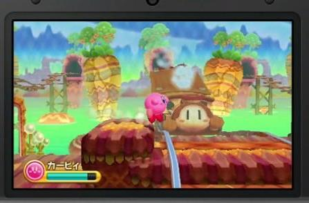 New Kirby game announced for 3DS