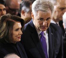 Watch live: Pelosi, McCarthy speak after public impeachment hearing