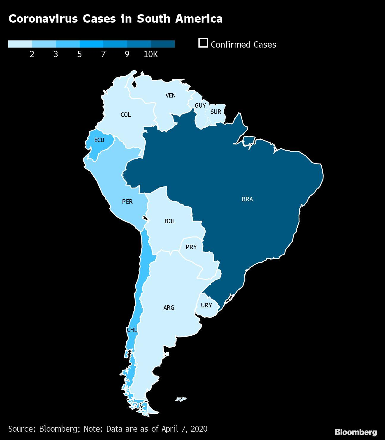 Covid-19 Is Trapping Ecuador Between Death and Debt
