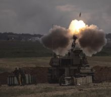 Israel, Hamas trade fire in Gaza as war rages on