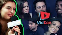 Would You Rather with Youtubers at VidCon 2014