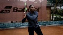 Serena Williams reveals why her daughter 'is not playing tennis'