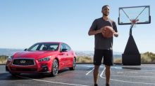 Nissan's premium brand Infiniti courts NBA's Stephen Curry