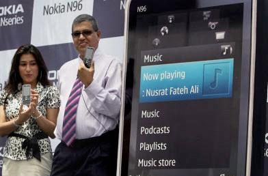 Nokia N96 gets Indian pre-launch
