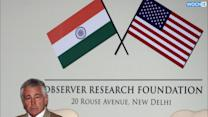 U.S. Urges India To Step Up As Regional Power