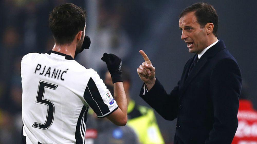 23 i convocati della Juventus per il Barcellona: ok Mandzukic e Pjanic