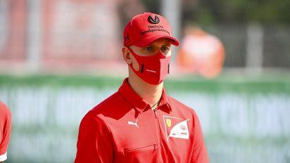 Mick Schumacher tomará parte de la FP1 en Nurburgring