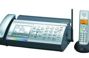 NEC intros e-mailing fax / phone combo