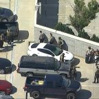 Southern California sniper manhunt underway