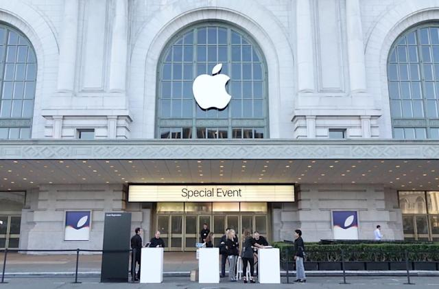 Apple's September iPhone event by the numbers