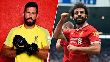 Revealed: Salah's text to convince Alisson to sign