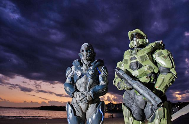 Showtime swears 'Halo' TV show is still in 'active development'