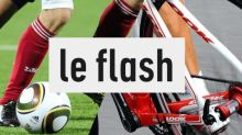 Tous sports - Le flash sports du 8 octobre