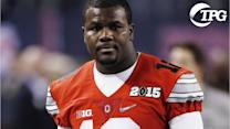 Ohio State: QB Jones 'doing Fine' After Hospital Examination