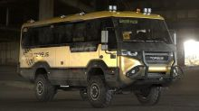 Torsus builds a monster-truck school bus even adults will want to ride in