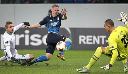 Europa League: TSG-Talente schaffen versöhnlichen Euro-Abschluss