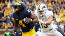 Michigan football star Nico Collins no longer on Wolverines' roster
