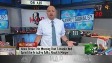 Cramer on how 3 major deals made him check his discipline