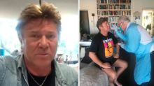 Richard Wilkins confirms COVID-19 recovery after five tests