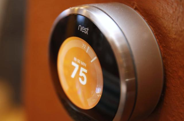 Nest's thermostat now talks to WeMo smart home switches