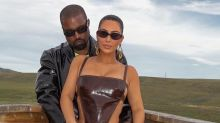 Kim Kardashian Is Back in Los Angeles 1 Day After Trip to See Kanye West in Wyoming