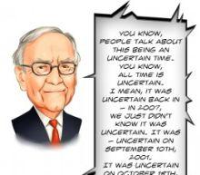 Three Warren Buffett Tech Stocks to Buy