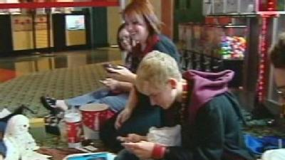 Harry Potter Fans Flock To Theaters For Final Film