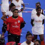 India drops women's field hockey semifinal 2-1 to Argentina