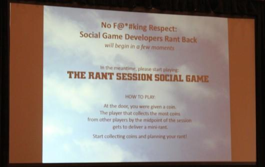 Social game devs rail against divisiveness, armchair designers, and s*** crayons
