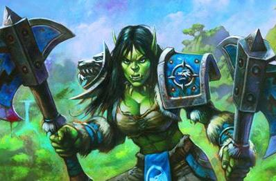 Know Your Lore: Draka, daughter of Kelkar