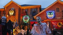 Creepy Halloween displays in Canada: Delight or fright?