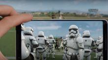 Los Stormtroopers llegan en realidad aumentada a la cámara de tu Pixel 2