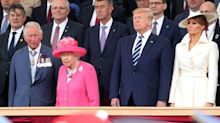 Donald Trump joins Queen and world leaders for 75th D-Day anniversary