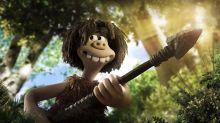 Marco Luque dubla protagonista da animação 'O Homem das Cavernas'. Veja o trailer