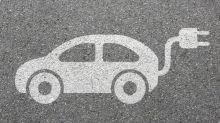 My first drive in an electric car was going swimmingly – until the warning light flashed
