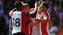 Last-gasp Austin penalty sees Southampton beat West Ham in five-goal thriller